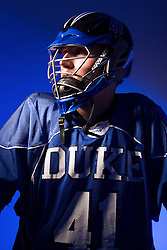 "03 May 2008: Duke Blue Devils lacrosse defenseman Ryan McFayden (41) in Durham, NC...6'6"" 245 lbs.  From Mendham, NJ (Delbarton HS).  Born May 11, 1986"