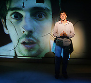 "Ralf Little stars in ""Stacey"" by writer Jack Thorne at the Trafalgar Studios in Whitehall."