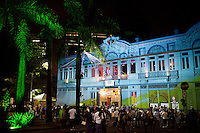 Fundicao Progress is another large music venue located behind Circo Voador in Lapa, the district known for nightlife, in Rio de Janeiro, Brazil, on Saturday, June 16, 2013.
