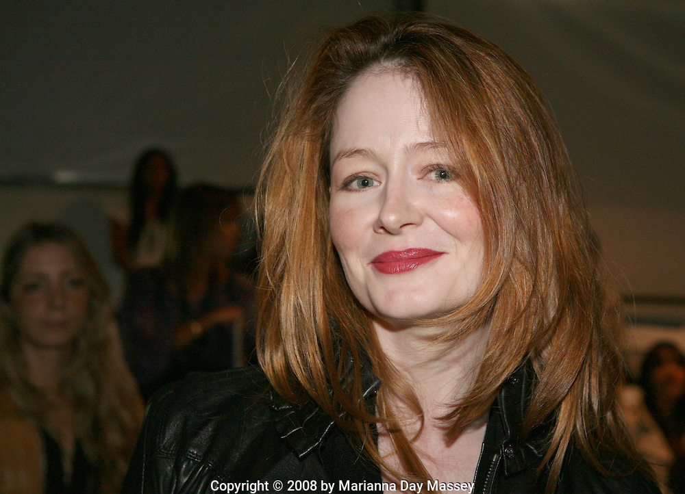 Apr 28, 2008 - Sydney, Australia - Actress MIRANDA OTTO attending the first day of the Spring/Summer collections at Rosemount Australian Fashion Week in Sydney. (Credit Image: © Marianna Day Massey/ZUMA Press)