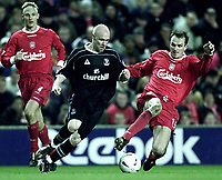 Liverpool v Crystal Palace (FA Cup 4th rd replay) 5/02/03<br />