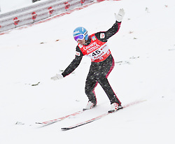 17.12.2011, Casino Arena, Seefeld, AUT, FIS Nordische Kombination, Ski Springen HS 109, im Bild Wilheim Denifl (AUT) // Wilheim Denifl of Austria during Ski jumping at FIS Nordic Combined World Cup in Sefeld, Austria on 20111211. EXPA Pictures © 2011, PhotoCredit: EXPA/ P.Rinderer