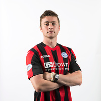 Tom Scobbie, St Johnstone FC...Season 2014-2015<br /> Picture by Graeme Hart.<br /> Copyright Perthshire Picture Agency<br /> Tel: 01738 623350  Mobile: 07990 594431