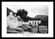 Kate Kearneys hytte avbildet i 1958. Dekorative bilder fra 1950 tallet, tatt i Irland. Irsk historie.finner du på Irishphtoarchive.ie
