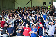 Dundee fans - Dundee v Rangers, Ladbrokes Scottish Premiership at Dens Park<br /> <br />  - &copy; David Young - www.davidyoungphoto.co.uk - email: davidyoungphoto@gmail.com