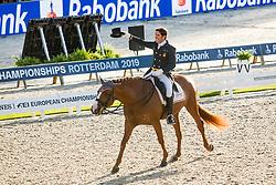 Castilla Ruiz Claudio, ESP, Alcaide<br /> EC Rotterdam 2019<br /> © Hippo Foto - Sharon Vandeput<br /> 22/08/19