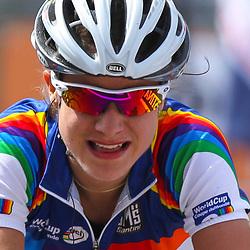 Sportfoto archief 2013<br /> Mur de Huy Fleche Wallonne Marianne Vos wins her 5th Fleche Wallone