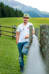 27.07.2017, Annaberg, AUT, Sommer Gespräch SalzburgerLand mit Marcel Hirscher, im Bild Marcel Hirscher (AUT) // Marcel Hirscher of Austria during a media event of SalzburgerLand. Annaberg, Austria on 2017/07/27. EXPA Pictures © 2017, PhotoCredit: EXPA/ JFK