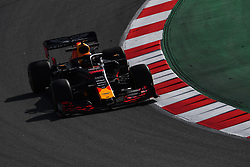 February 19, 2019 - Barcelona, Spain - The Dutch driver, Marx Verstappen of Red Bull Racing,  testing the new car RB15's, for F1 2019 Championship during the first day of Formula One Test at Catalonia Circuit, on February 18, 2019 in Barcelona, Spain. (Credit Image: © Joan Cros/NurPhoto via ZUMA Press)