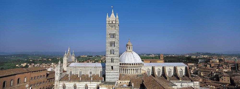 Italie. Toscane. Sienne Le Dôme (Cathédrale) // Duomo. Sienna. Tuscany - Italy