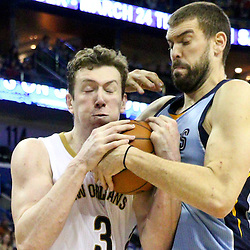 03-07-2015 Memphis Grizzlies at New Orleans Pelicans