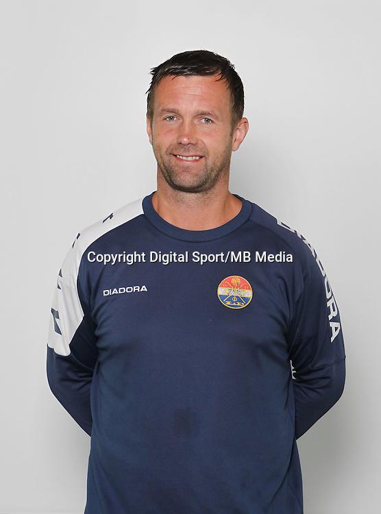 Fotball , Tippeligaen 2013 , Eliteserien<br /> , portrett , portretter<br /> Str&oslash;msgodset<br /> Ronny Deila