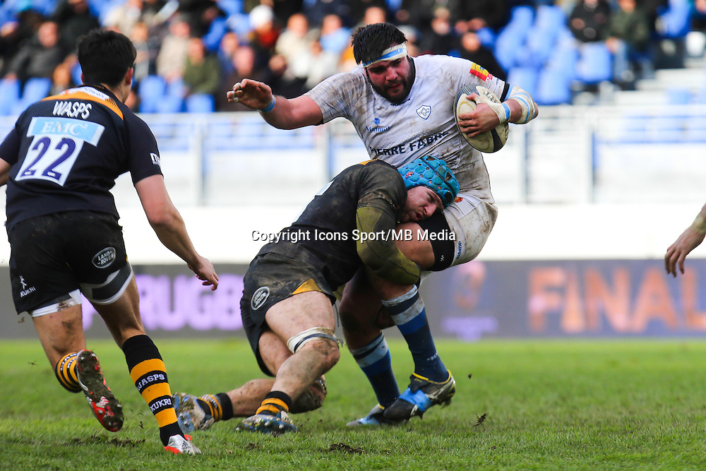 Ramiro Herrera - 07.12.2014 - Castres / London Wasps - European Champions Cup<br />