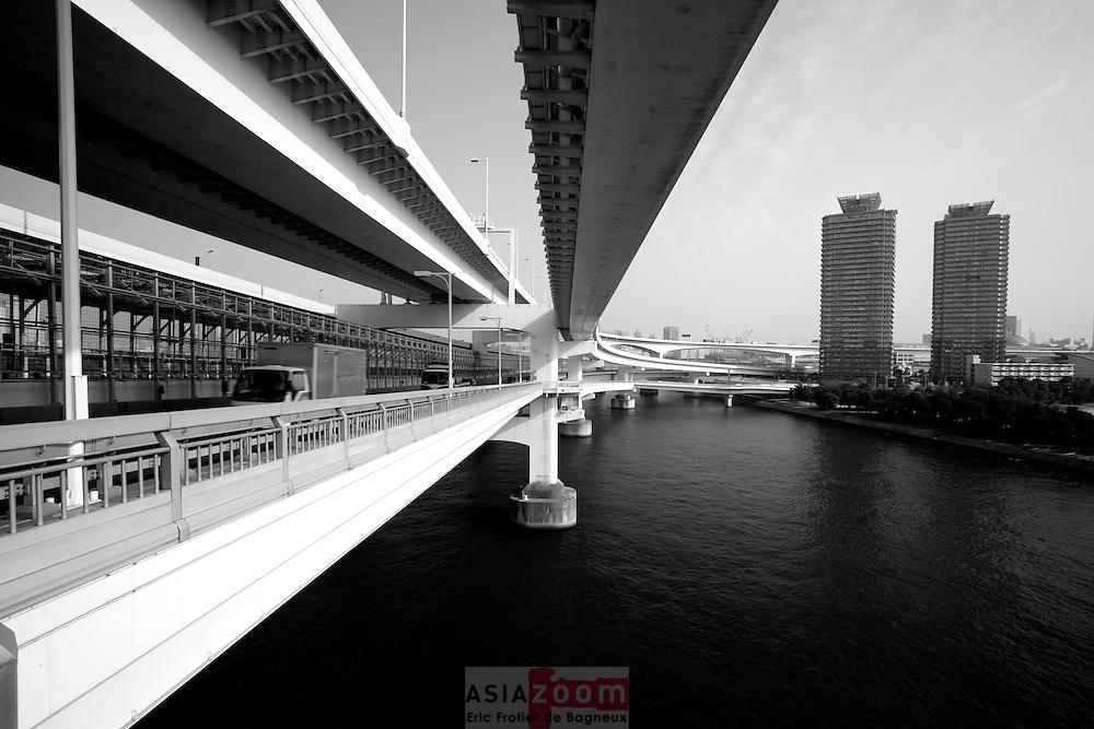 Tokyo Bridge,Tokyo, Japan 2008