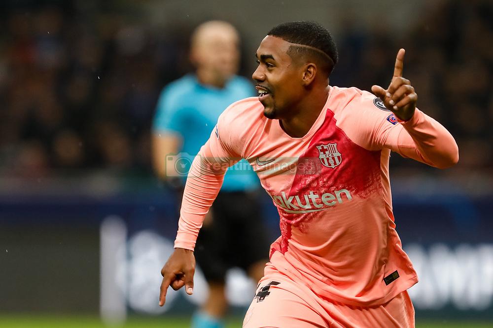 صور مباراة : إنتر ميلان - برشلونة 1-1 ( 06-11-2018 )  20181107-zaa-n230-060