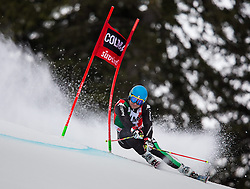 22.12.2013, Gran Risa, Alta Badia, ITA, FIS Ski Weltcup, Alta Badia, Riesenslalom, Herren, 1. Durchgang, im Bild Davide Simoncelli (ITA) // Davide Simoncelli of Italy in action during mens Giant Slalom of the Alta Badia FIS Ski Alpine World Cup at the Gran Risa Course in Alta Badia, Italy on 2012/12/22. EXPA Pictures © 2013, PhotoCredit: EXPA/ Johann Groder