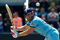 8 June 2019_cricket_CWC 2019_England v Bangladesh<br /> <br /> Jonny Bairstow plays the ball off his legs<br /> in the ICC Cricket World Cup at Cardiff<br /> <br /> pic © winston bynorth