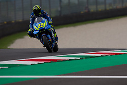 June 1, 2018 - Mugello, FI, Italy - Andrea Iannone of Team Suzuki Ecstar during the Free Practice 1 of the Oakley Grand Prix of Italy, at International  Circuit of Mugello, on June 01, 2018 in Mugello, Italy  (Credit Image: © Danilo Di Giovanni/NurPhoto via ZUMA Press)