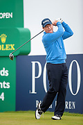Tom Watson during the Rolex Senior Golf Open at St Andrews, West Sands, Scotland on 29 July 2018. Picture by Malcolm Mackenzie.