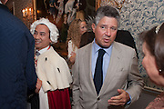 FRANK NGYEN; PETER SOROS, Tatler magazine Jubilee party with Thomas Pink. The Ritz, Piccadilly. London. 2 May 2012
