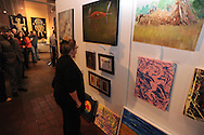 """Yoknapatawpha Arts Council's """"Art For Everyone"""" fundraiser in Oxford, Miss. on Tuesday, October 18, 2011."""