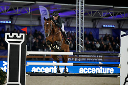 Delaveau Patrice, FRA, Carinjo Hdc<br /> Accenture Jumpingclash Challenge<br /> presented by BMW<br /> Jumping Antwerpen 2017<br /> © Hippo Foto - Dirk Caremans<br /> 21/04/2017