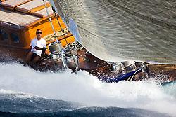 08_023677 © Sander van der Borch. Porto Cervo,  2 September 2008. Maxi Yacht Rolex Cup 2008  (1/ 6 September 2008). Day 3.