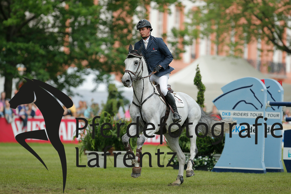 Haßmann, Felix, Cayenne WZ<br /> Wiesbaden - Pfingstturnier 2015<br /> Qualifikation Riders Tour<br /> © www.sportfotos-lafrentz.de/Stefan Lafrentz