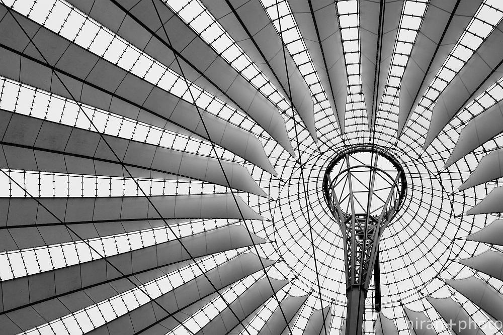 Postdamer Platz Canopy