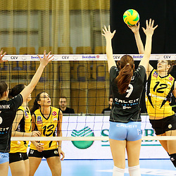 20151126: SLO, Volleyball - 2016 CEV Champions League Women, Calcit Ljubljana vs VakıfBank Istanbul