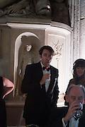 JONATHAN ROSS Luminous -Celebrating British Film and British Film Talent,  BFI gala dinner & auction. Guildhall. City of London. 6 October 2015.