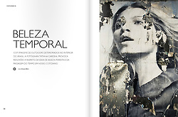 Essay: &quot;Temporal Beauty&quot;<br /> NATURA - Para Quem se Importa <br /> iPad - Mar&ccedil;o/Abril, 2011