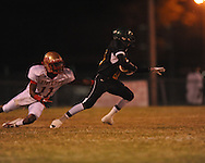 Lafayette High vs. Rosa Fort in high school football action in Tunica, Miss. on Friday, October 22, 2010. Lafayette High won 42-7.