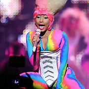 Nicki Minaj, I Am Music Tour 2011