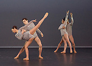 Dutch National Ballet Junior Company <br /> at The Royal Opera House, Linbury, Covent Garden, London, Great Britain <br /> 5th June 2015 <br /> <br /> <br /> Surfacing by Robert Binet <br /> <br /> <br /> <br /> <br /> <br /> Photograph by Elliott Franks <br /> Image licensed to Elliott Franks Photography Services
