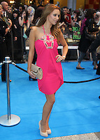 Una Healy Pirates Of The Caribbean: On Stranger Tides - UK Premiere, Westfield Shopping Centre, London, UK, 12 May 2011:  Contact: Rich@Piqtured.com +44(0)7941 079620 (Picture by Richard Goldschmidt)