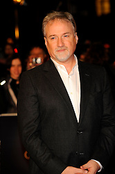 David Fincher during The House of Cards TV premiere held at Odeon London, England, January 17, 2013. Photo by Chris Joseph / i-Images.