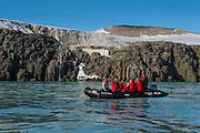 Alkerfjellet, Svalbard, Arctic