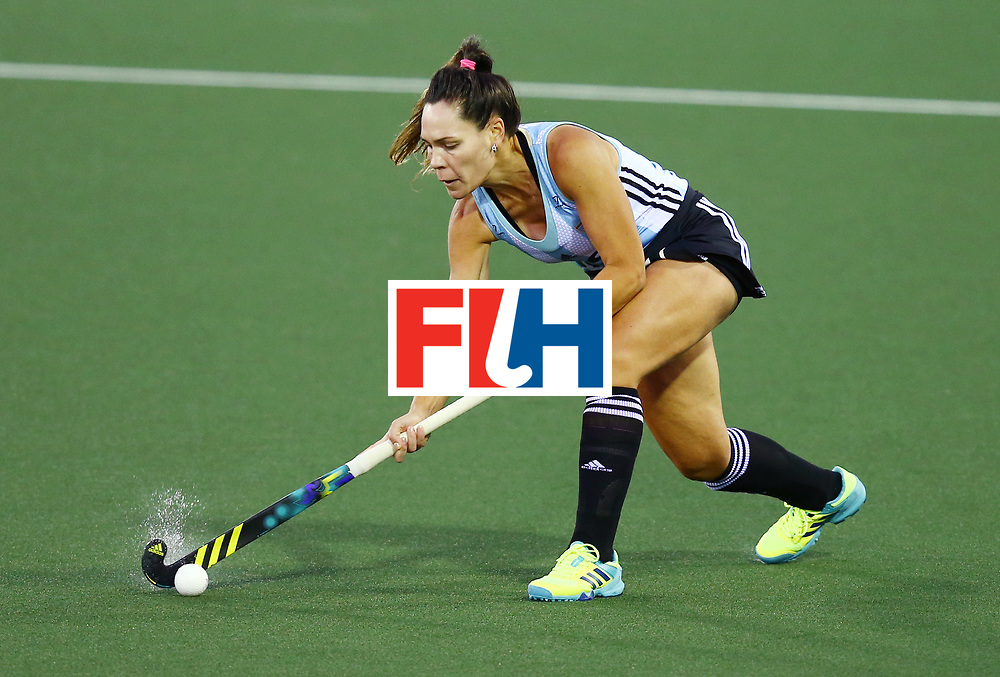New Zealand, Auckland - 19/11/17  <br /> Sentinel Homes Women&rsquo;s Hockey World League Final<br /> Harbour Hockey Stadium<br /> Copyrigth: Worldsportpics, Rodrigo Jaramillo<br /> Match ID: 10298 - ARG vs ENG<br /> Photo: (27) BARRIONUEVO Noel