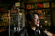"KAZUKO KOJIMA: (59) was born two days after the bomb fell, in a basement 1.6km from the epicenter.  She now runs a bar in Hiroshima and has rarely spoken in public about what happened. She became famous thanks to a poem about the birth of new life by Sadako Kurihara who heard about the baby born in pitch darkness in a basement filled with corpses and dying bomb victims. . The poem has been published in English as ""We Shall Bring Forth New Life"".  Kojima-san says since Kurihara's death earlier this year she feels an obligation to speak out.  ""It is my duty now""."