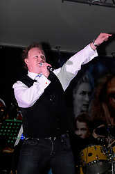 © under license to London News Pictures.  19.11.2010, Mr Tumble (Justin Flecter,MBE) from CBBC.switching the xmas lights on at the winter gardens,Bluewater,Greenhithe,.Kent. .Picture credit should read Grant Falvey/London News Pictures
