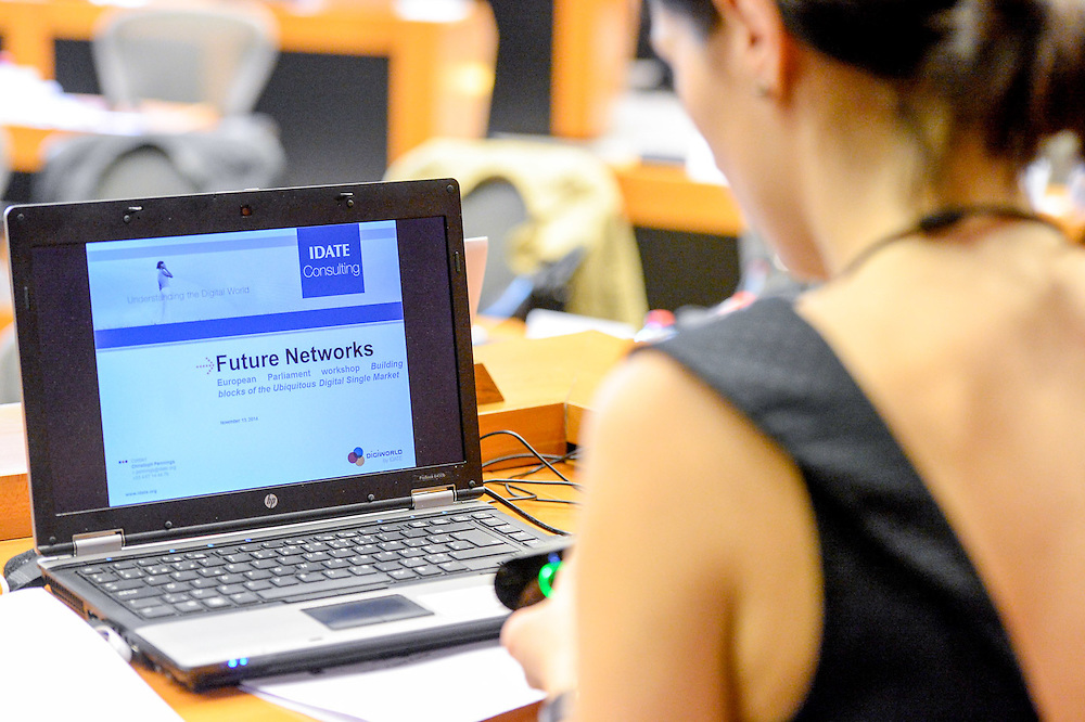 IMCO workshop Building Blocks of Ubiquitous Digital Single Market