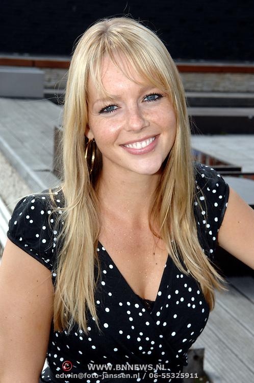 NLD/Amsterdam/20070509 - Nominatielunch Musicalawards 2007, Chantal Janzen