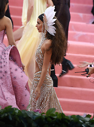 The 2019 Met Gala Celebrating Camp: Notes On Fashion - Outside Arrivals. 06 May 2019 Pictured: Emily Ratajkowski. Photo credit: Candy Dish/ MEGA TheMegaAgency.com +1 888 505 6342