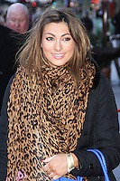Luisa Zissman, Mr Peabody & Sherman 3D - VIP Gala Screening, VUE Leicester Square, London UK, 01 February 2014, Photo by Brett D. Cove