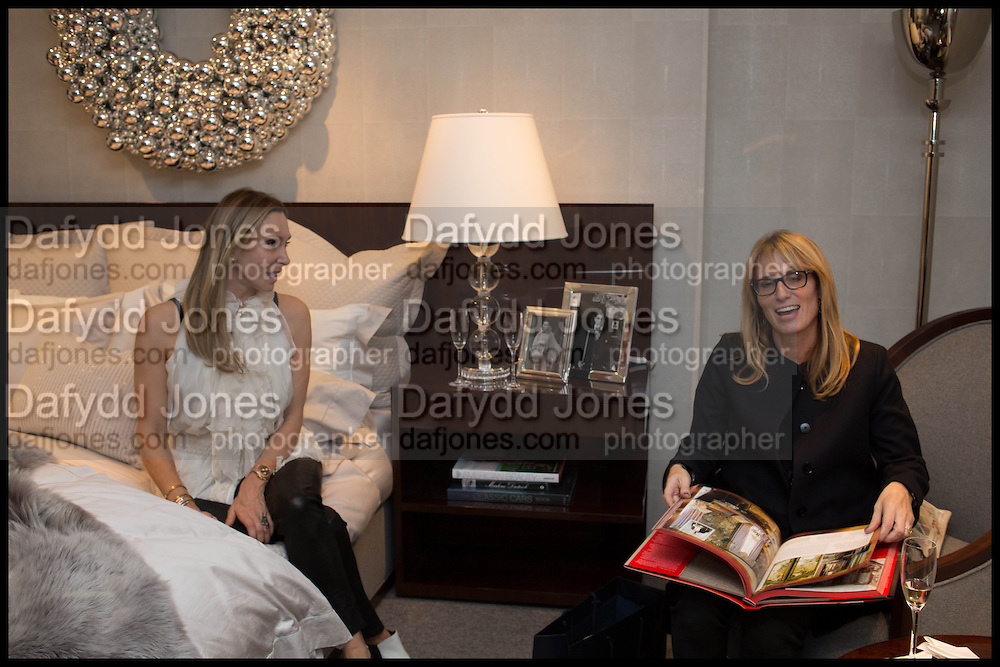 MAXINE ADAMS HARGREAVES; JANE SUITOR, Ralph Lauren host launch party for Nicky Haslam's book ' A Designer's Life' published by Jacqui Small. Ralph Lauren, 1 Bond St. London. 19 November 2014