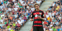 21.07.2015, Red Bull Arena, Salzburg, AUT, Testspiel, FC Red Bull Salzburg vs Bayer 04 Leverkusen, im Bild Stefan Kiessling (Bayer 04 Leverkusen) // during the International Friendly Football Match between FC Red Bull Salzburg and Bayer 04 Leverkusen at the Red Bull Arena in Salzburg, Austria on 2015/07/21. EXPA Pictures © 2015, PhotoCredit: EXPA/ JFK