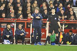 Paul Rayner Assistant Manager Leeds United, Nottingham Forest v Leeds United, Sky Bet Championship, City Ground, Sunday 27th December 2015