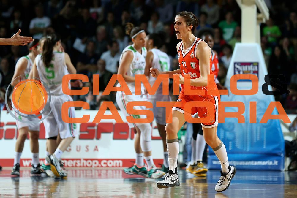 DESCRIZIONE : Ragusa Lega Basket Femminile A1 2014-15 Finale scudetto gara 4 Passalacqua Ragusa Famila Wuber Schio<br /> GIOCATORE : Raffaella Masciadri<br /> SQUADRA : Famila Wuber Schio<br /> EVENTO : Lega Basket Femminile Finale scudetto gara 4<br /> GARA : Passalacqua Ragusa Famila Wuber Schio<br /> DATA : 01/05/2015<br /> CATEGORIA : <br /> SPORT : Pallacanestro <br /> AUTORE : Agenzia Ciamillo-Castoria/ElioCastoria<br /> Galleria : Lega Basket Femminile 2014-2015 <br /> Fotonotizia : Ragusa Lega Basket Femminile A1 2014-15 Finale scudetto gara 4 Passalacqua Ragusa Famila Wuber Schio<br /> Predefinita :