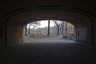 Dalehead Arch in Central Park, Manhattan.